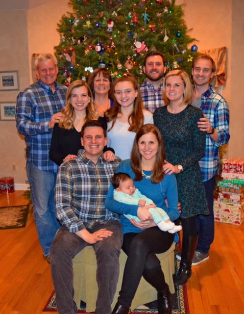 Kamp Family - 2015
